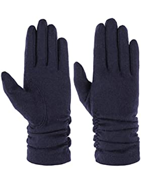 Roeckl Ruffle Cuff Wollhandschuhe Handschuhe Damenhandschuhe Fingerhandschuhe Damenhandschuhe Fingerhandschuhe...