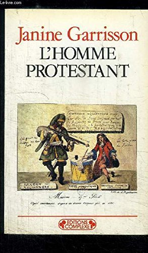 L'HOMME PROTESTANT