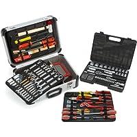 Famex 723-51 Mechaniker Werkzeugkoffer Komplettset 170-teilig