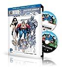 Jla: Earth 2 Book & DVD Set (Jla (Jus...