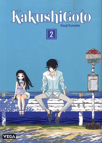 Kakushigoto Edition simple Tome 2