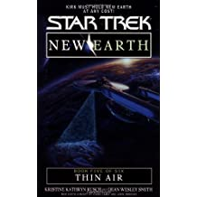 Thin Air: Thin Air Bk. 5 (Star Trek: The Original)