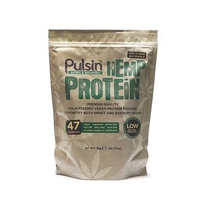 Pulsin Hemp Protein