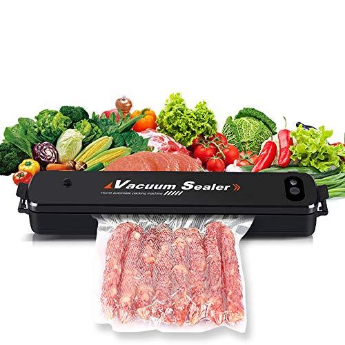 KELUNIS Foodsaver Vakuum-Sealer-Maschine mit 15 Automaten Vakuum-Sealer-System | Einfache Nutzung | Trocken-und Modesmodi