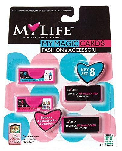 Giochi Preziosi - My Life Magic Cards