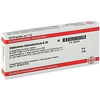 HISTAMINUM HYDROCHLOR D30, 10X1 ml preisvergleich bei billige-tabletten.eu