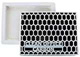 Clean Office Carbon Feinstaubfilter, 1er Set 15x12x5 cm (16/800.40.50)