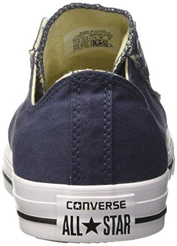 Converse Ct A/S Slip, Sneaker a Collo Basso Uomo Blu (Navy)