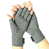 Arthritis Gloves by Vive - Compression Gloves for Rheumatoid & Osteoarthritis - H