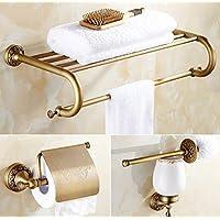 Portarrollos Artículos de baño Aseo y baño Artículos de baño artísticos  Conjuntos de baño Estante de 5e4a53b167c5
