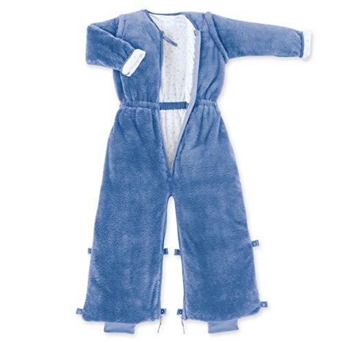 Bemini 199BMINI62SF Schlafsack, 18-36 months, SOFTY plus jersey BMINI 62 shade, blau