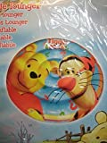 Lizenzartikel Winnie Pooh Disney Schwimmsessel Luftmatraze Schwimmtier Sessel Deko GED 114065