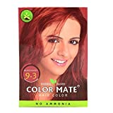 Henna Exports Color Mate Hair Color (Burgundy - 9.3) (150G)
