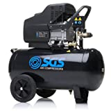 50 Litre Air Compressor – 9.6CFM, 2.5HP, 50L