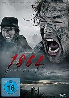 1864 - Liebe und Verrat in Zeiten des Krieges [3 DVDs]
