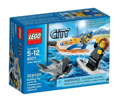 Preisvergleich Produktbild Lego City  60011 - Rettung des Surfers