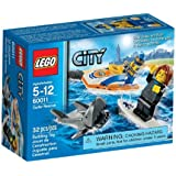 LEGO City - 60011 - Jeu de Construction - L' intervention du Garde - Côtes
