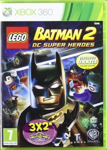 Lego Batman 2: DC Super Heroes [Spanisch Import]