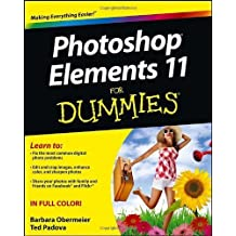 [(Photoshop Elements 11 All-in-One For Dummies)] [ By (author) Barbara Obermeier, By (author) Ted Padova ] [November, 2012]