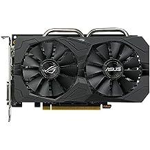 Asus ROG STRIX-RX460-4G-GAMING - Tarjeta gráfica (Strix, 4 GB, AMD Radeon RX 460, GDDR5, PCI Express 3.0, 8000 MHz, resolución de 7680 x 4320)