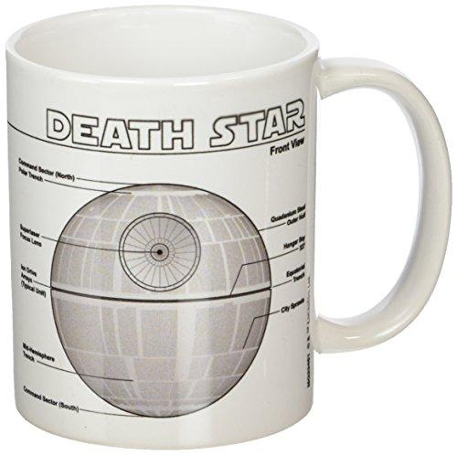 Star Wars Todesstern Sketch Keramik Tasse