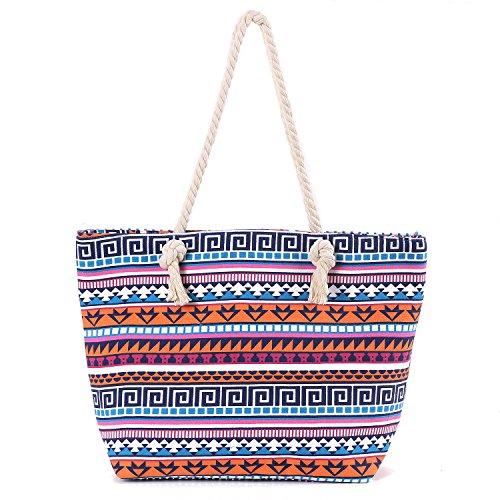 Dondon Ladies Bag, Shopper Per Festival E Beach In Africa Look // Vari Colori Selezionabili Ethno 3