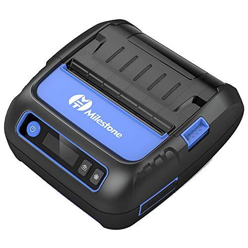 Impresora Etiquetas Bluetooth Impresora térmica Impresora