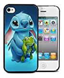 Coque BUMPER IPHONE 5c-LILO & STITCH grenouille + Film de protection OFFERT