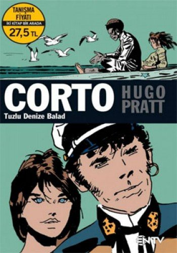 CORTO MALTESE SET