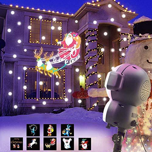 LED Weihnachtsprojektor