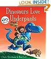 Dinosaurs Love Underpants (Book & CD)