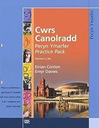 Cwrs Canolradd: Pecyn Ymarfer (De)