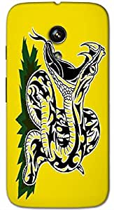 Timpax protective Armor Hard Bumper Back Case Cover. Multicolor printed on 3 Dimensional case with latest & finest graphic design art. Compatible with Motorola Moto -G-1 (1st Gen )Design No : TDZ-26129