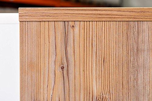 TV-Sideboard, TV-Schrank, HiFi-Schrank, Sideboard Fichte - 4