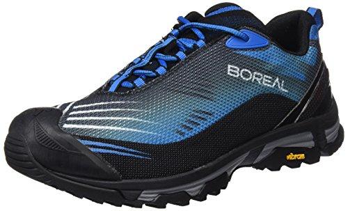 Boreal Zapatilla de trail running para hombre, color Azul, talla 9