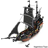 The legend of Jack Sparrow pirates ship - unbranded* construction set #I-115