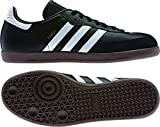adidas Unisex-Erwachsene Samba Leather Low-Top -