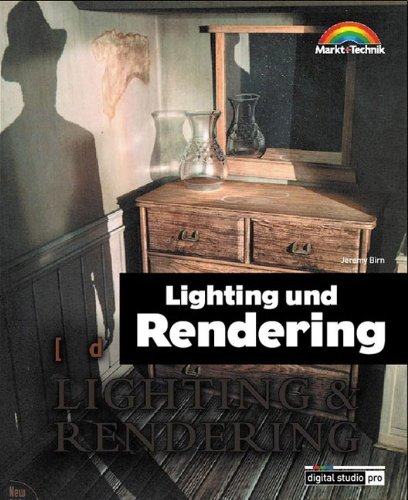 Lighting & Rendering (Digital Studio Pro) -