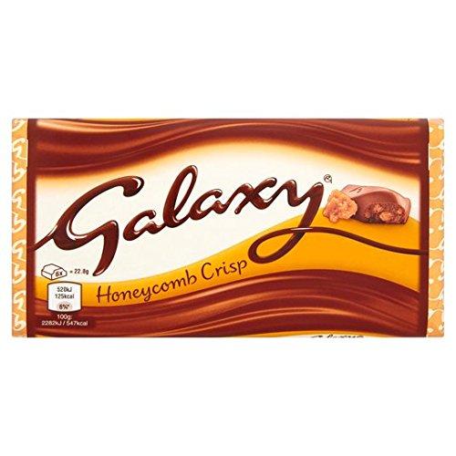 Galaxy Honeycomb Crisp 114g - Honeycomb Seide
