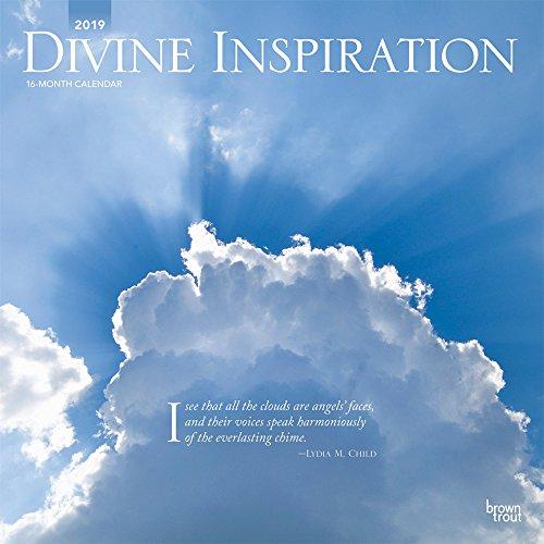 Divine Inspiration 2019 Square por Inc Browntrout Publishers