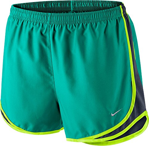 Nike Short New Tempo Track pour Femme RIO TEAL/OBSIDIAN/VOLT/WOLF GREY