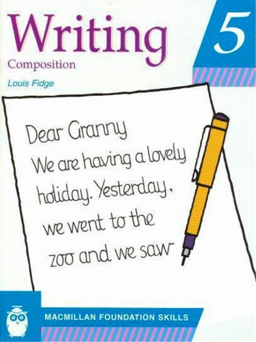 Writing Composition 5 PB: Pupil's Book 6 (Middle East foundation skills)