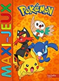 Pokemon - Maxi jeux