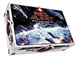 Plastic Soldier RED001 - Red Alert - Space Fleet Warfare Strategy Board Game - Richard Borg - Command and Colours - English Version