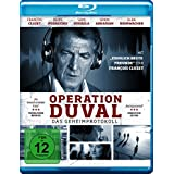 Operation Duval - Das Geheimprotokoll (Blu-ray)