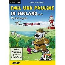 Emil und Pauline in England 2.0 - My first English (CD-ROM)
