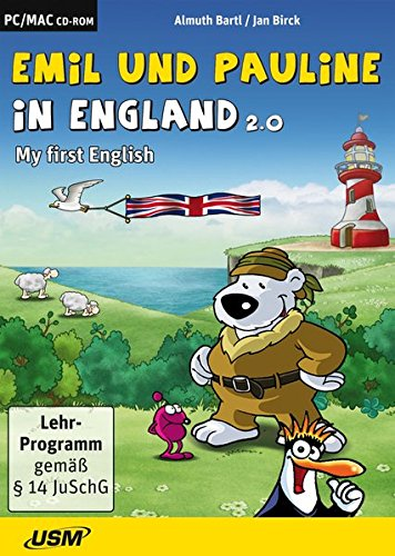 Emil und Pauline in England 2.0 - My first English (CD-ROM) -
