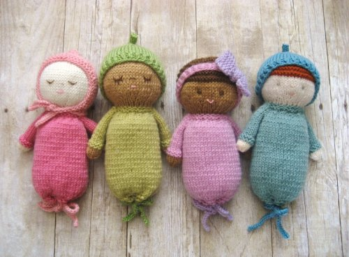 Baby Doll Knit Pattern eBook: Amy Gaines: Amazon.co.uk: Kindle Store