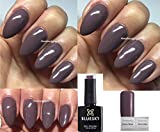 BLUESKY Mulberry Limited Special Edition Nagellack-Gel UV-LED-Soak Off 10 ml plus 2 homebeautyforyou Shine Tücher