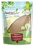 Food to Live semi di sedano interi (Kosher) 453 grammi